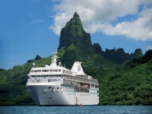 """Paul Gauguin"" cruiseship"